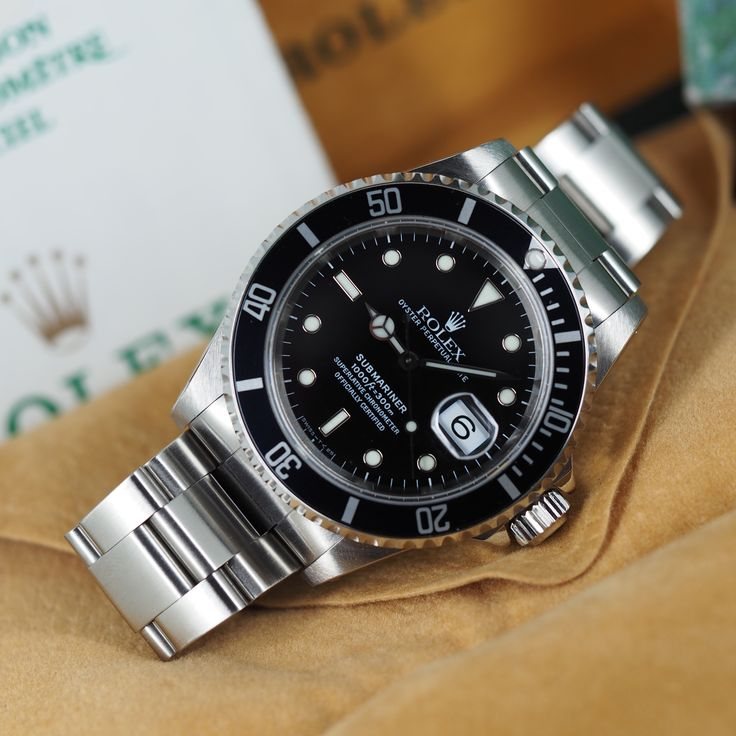 rolex 16610 specifications