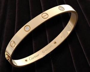love bracelet kopia
