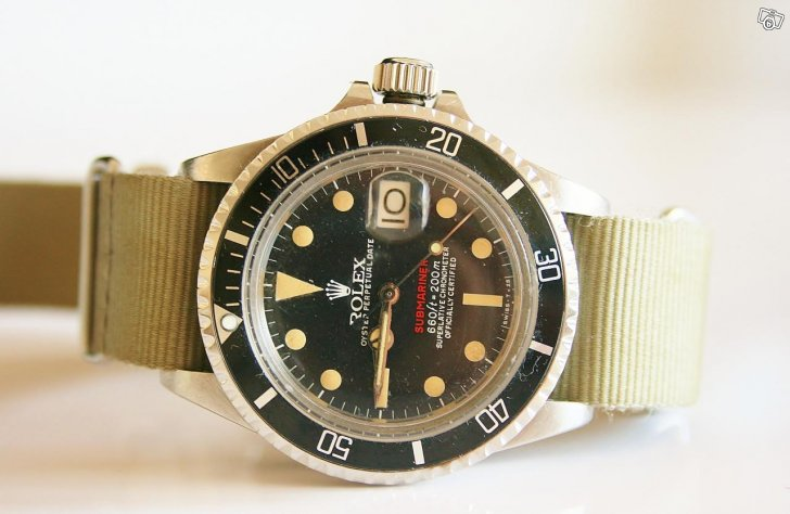 rolex submariner blocket