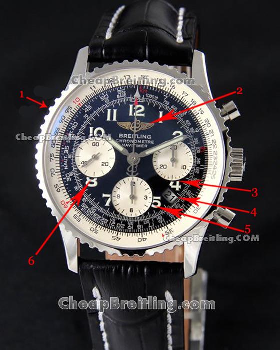 fake breitling klockor